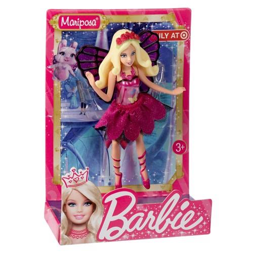 Image of   Barbie dukke, Barbie Mariposa