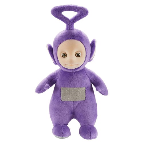 Image of Teletubbies plys Tinky Winky (778988195635)