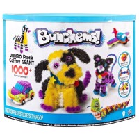Bunchems Jumbo Set, 1000pcs.