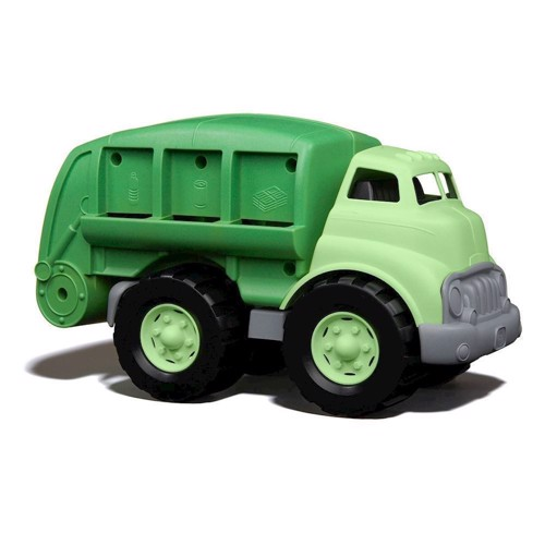 Image of Green Toys skraldebil