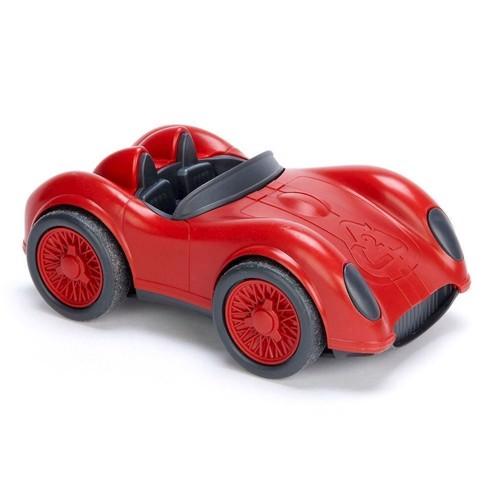 Image of   Green Toys racer bil rød
