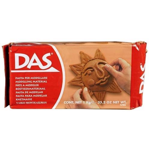 Image of DAS modellervoks/ler-Terra, 1 kg.