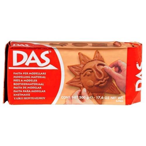 Image of DAS modellervoks/ler-Terra, 500gr.