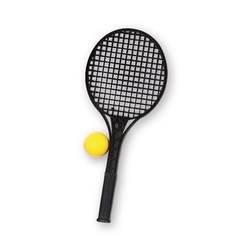 Image of   Junior Tennis ketcher med bold