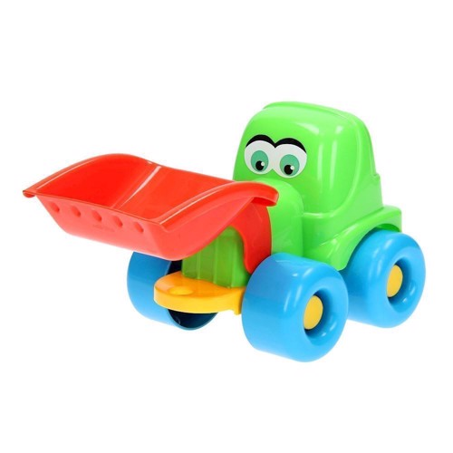 Image of   Mini arbejds køretøj, legetøj