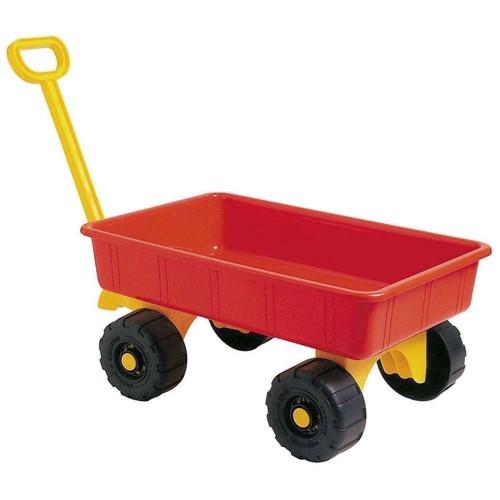 Billede af Trækvogn, plastik, 47 cm