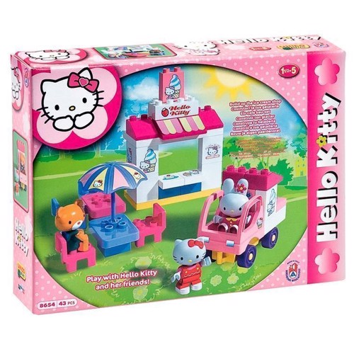 Image of Bygeklodser Unico,Hello Kitty isbutik (8000796886545)