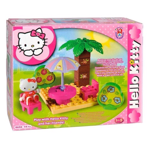 Image of Bygeklodser Unico,Hello Kitty Picnic (8000796886569)