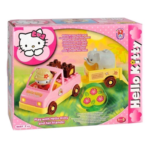 Image of Bygeklodser Unico,Hello Kitty Mini Safari (8000796886576)
