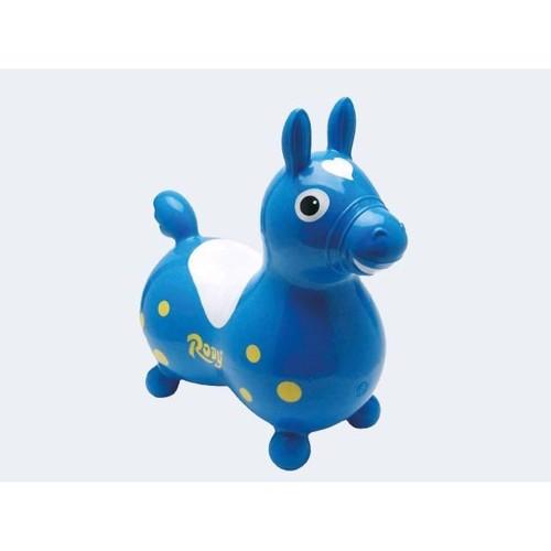 Image of   Hoppe hest Rody blå