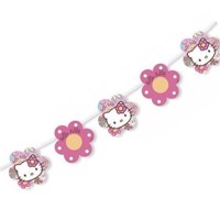 Guirlande Hello Kitty, 4mtr.