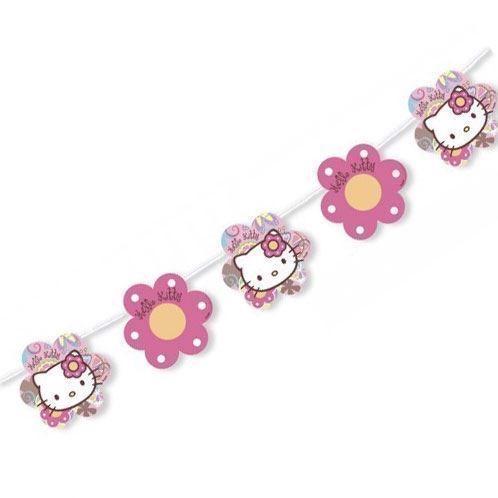 Guirlande Hello Kitty, 4mtr.