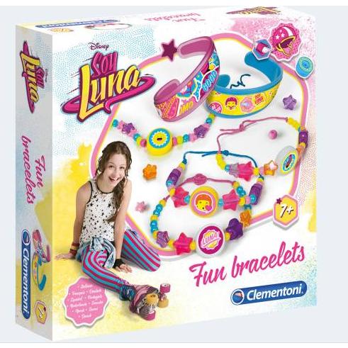 Image of   Soy Luna armbånds designer