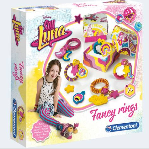 Image of   Soy Luna Fancy Ringe