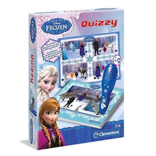 Image of   Disney, Frozen/Frost - Quizzy