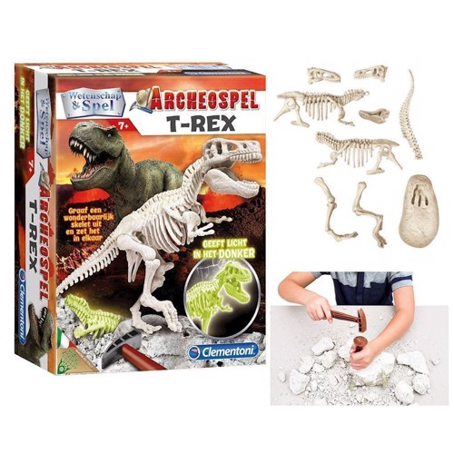 Image of Science &Game-T-Rex (8005125666959)