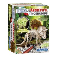 Science &Game-Triceratops
