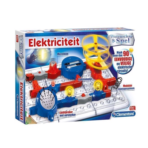 Science &Game-Electricity