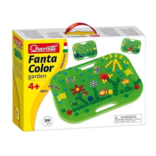 Image of   Quercetti FantaColor Design Garden