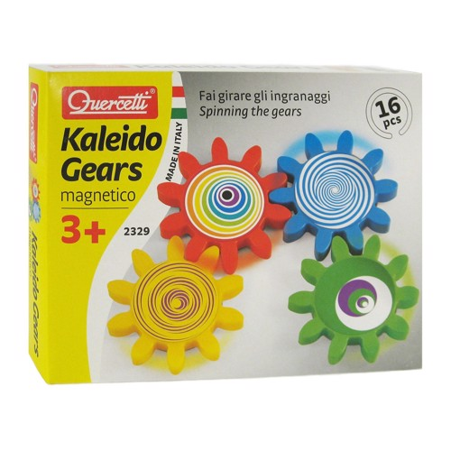 Image of   Quercetti Kaleido Gears