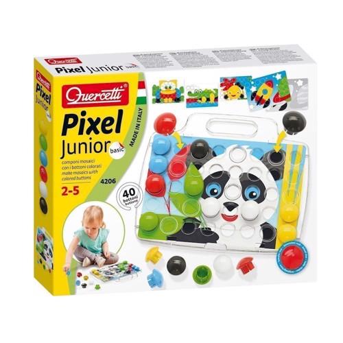 Image of   Quercetti Junior Pixel Mosaic Inserts