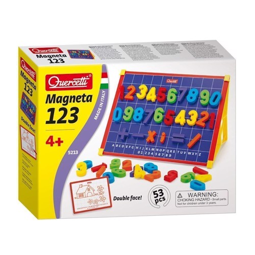 Image of   Quercetti Magnetic Board Count