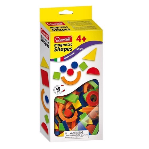 Quercetti Magnetic shapes, 49st.