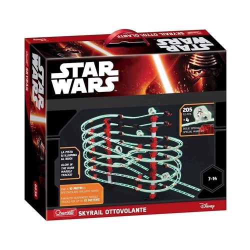 Quercetti ball path Star Wars, 10mtr.