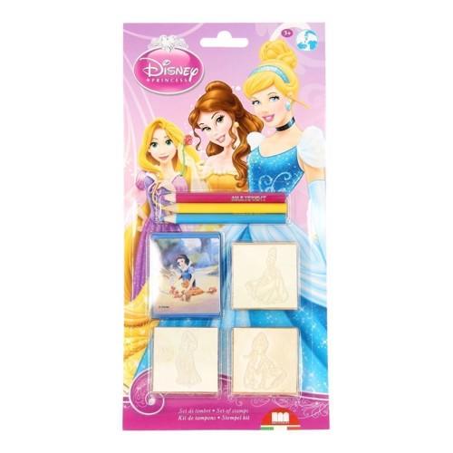 Image of Multiprint Princess 3Stamps 3Stempel, 1Stempelk. (8009233036604)