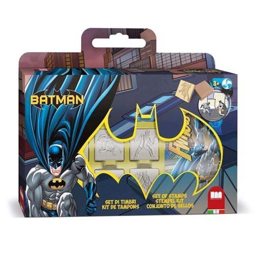Image of   Stempelsæt, Batman, 12 dele
