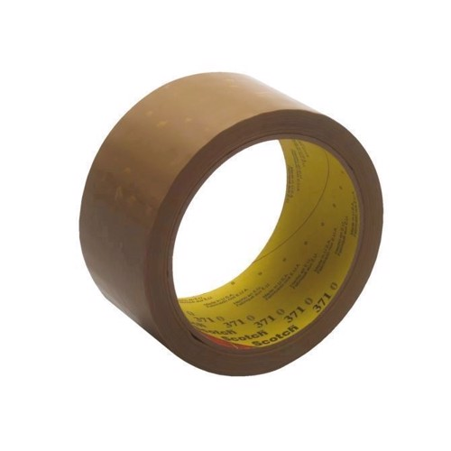 Image of   Pakke tape Scotch 3095 50mmx66m Brun