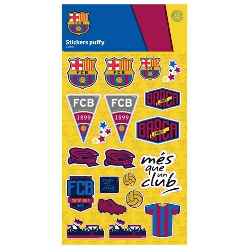 Image of   FC Barcelona klistermærker