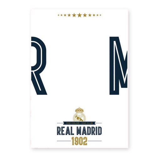 Image of   Wall sticker Real Madrid Whiteboard