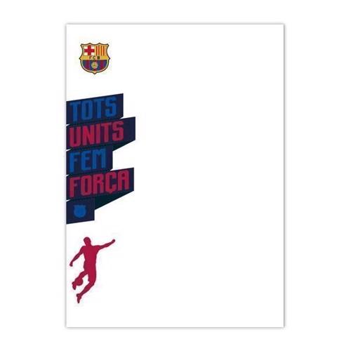 Image of   Wallsticker FC Barcelona Whiteboard