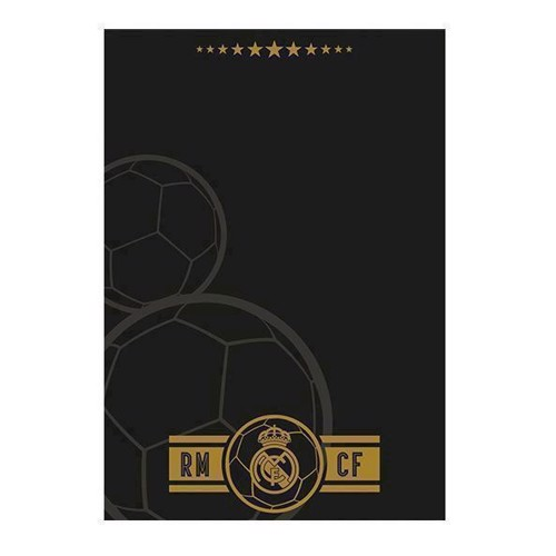 Image of   Wall sticker Real Madrid Chalkboard