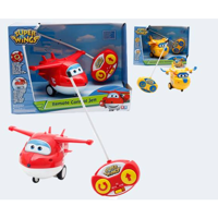 Super Wings RC airplane 2-speed