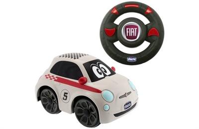 Image of   Chicco Fiat 500 Sport fjernstyret bil