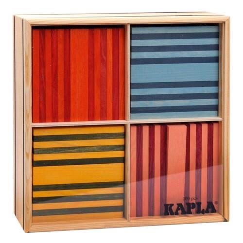 Image of   Kapla Klodser, Box med 100 klodser