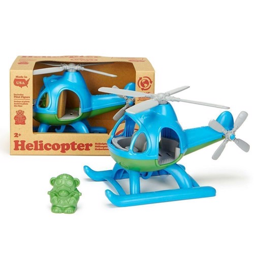 Image of Green Toys Helikopter