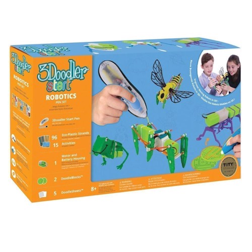 Image of 3Doodler Start Robotics Pen Sæt