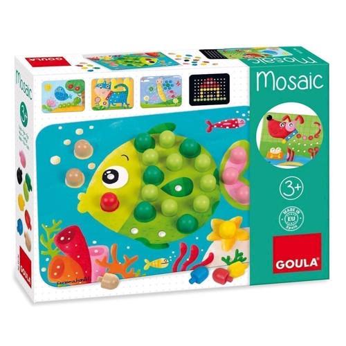 Image of   Goula Mosaic