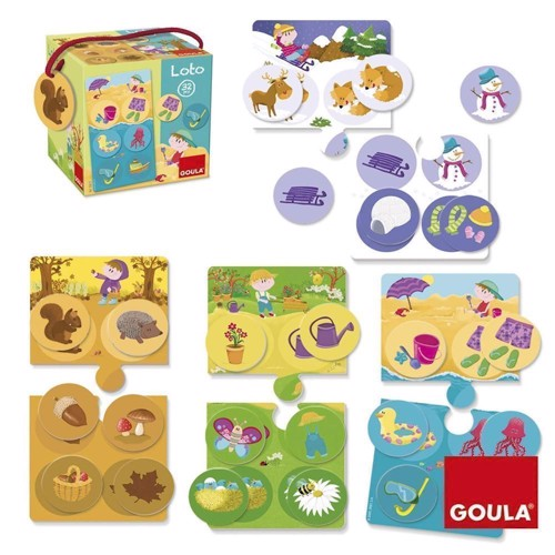 Image of   Goula Lotto season