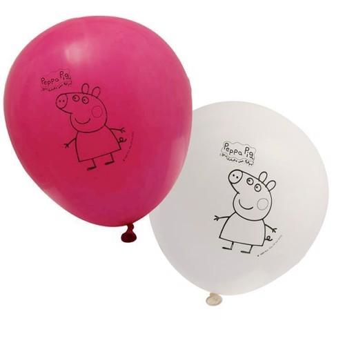 Gurli Gris Balloner, 10 stk