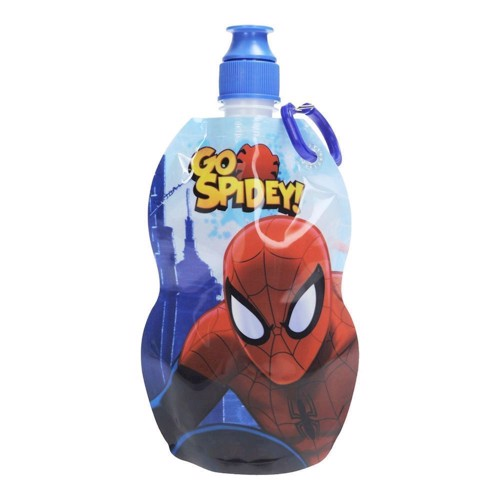 Image of   Spiderman drikkedunk foldbar