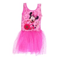 Minnie Mouse Ballet kostume