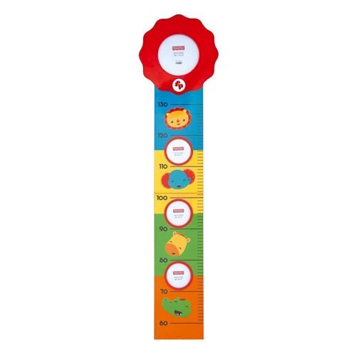 Image of Fisher Price Wood Groeimeter (8430957100089)