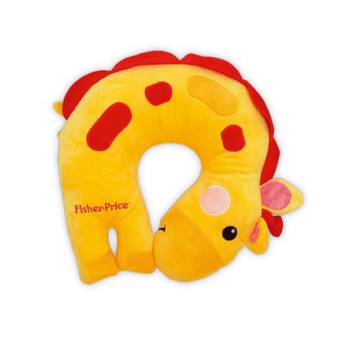 Image of   Fisher Price Giraffe Neck Pillow