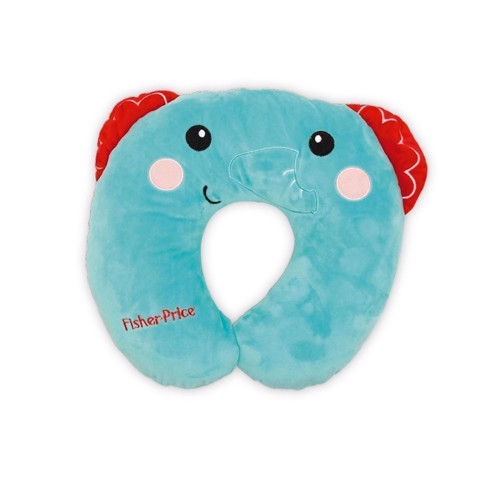 Image of Fisher Price Neck Pillow Elephant (8430957100461)