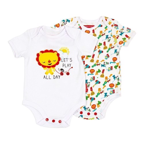 Image of Fisher Price Romper, 2st. (8430957100522)