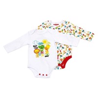 Fisher Price Bodysuit with Long Sleeves, 2st.